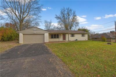 Single Family Home For Sale: 5915 North Emerson Avenue