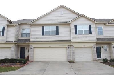 Marion County Condo/Townhouse For Sale: 7044 Gavin Drive