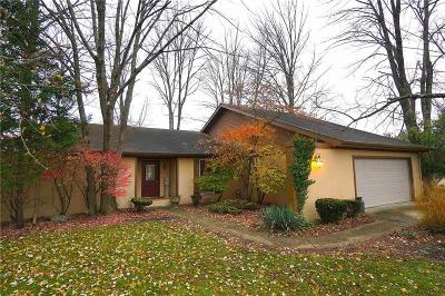 Henry County Single Family Home For Sale: 121 Fairway Drive