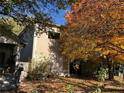 Indianapolis Multi Family Home For Sale: 856 Fletcher Avenue
