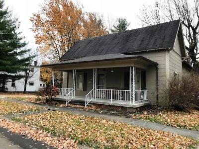 Clay County Single Family Home For Sale: 325 East Ridge Street
