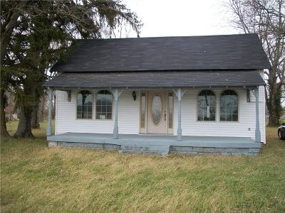 Johnson County Single Family Home For Sale: 1175 Old Us 31 Highway