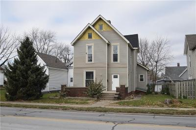 Montgomery County Single Family Home For Sale: 610 East Market Street