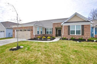 Fishers Single Family Home For Sale: 9603 Summerton Drive