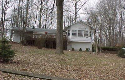 Owen County Single Family Home For Sale: 5063 Purple Martin Lane