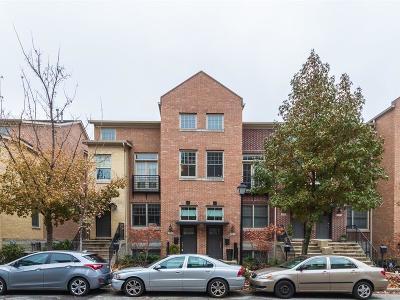 Indianapolis Condo/Townhouse For Sale: 525 North Park Avenue #2