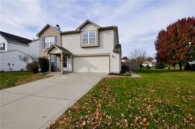 Fishers IN Single Family Home For Sale: $220,000