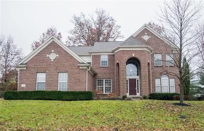 Fishers Single Family Home For Auction: 13263 Landwood Drive