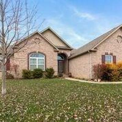 Greenwood Single Family Home For Sale: 4614 Hickory Ridge Boulevard