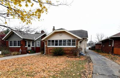 Single Family Home For Sale: 309 North Kenyon Street