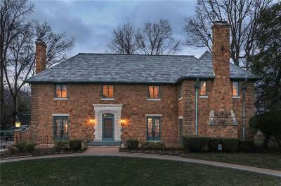 Martinsville Single Family Home For Sale: 250 East Harrison Street