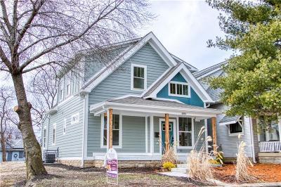 Single Family Home For Sale: 1844 Singleton Street
