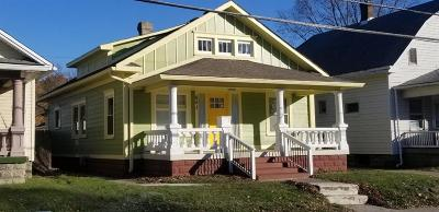 Indianapolis Single Family Home For Sale: 651 North Rural Street