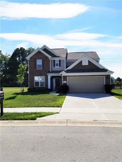 Fishers Single Family Home For Sale: 12836 Rotterdam Road