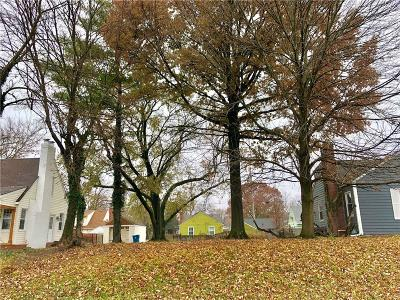 Indianapolis Residential Lots & Land For Sale: 2430 Northview Avenue