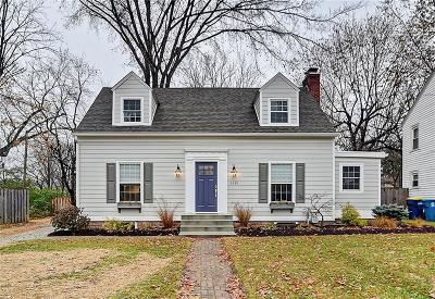 Indianapolis Single Family Home For Sale: 6645 Broadway Street