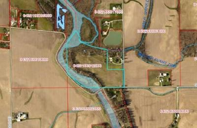 Delaware County Residential Lots & Land For Sale: North County Road 450 E