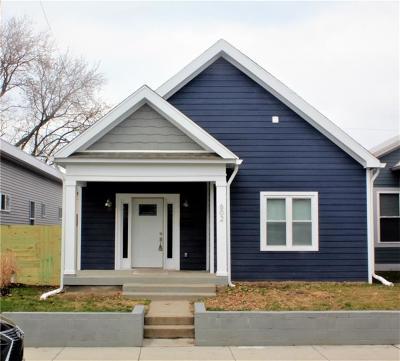 Single Family Home For Sale: 602 Terrace Avenue