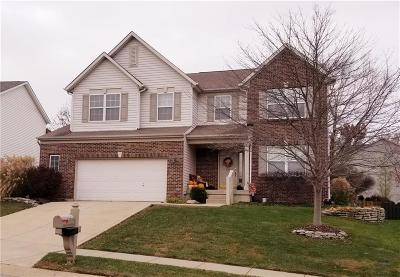 Fishers Single Family Home For Sale: 11770 Gatwick View Dr