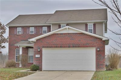 Fishers Single Family Home For Sale: 11193 Guy Street