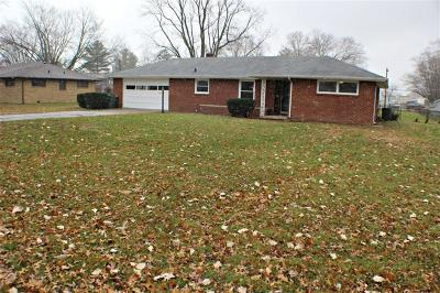 Madison County Single Family Home For Sale: 1725 East 49th Street