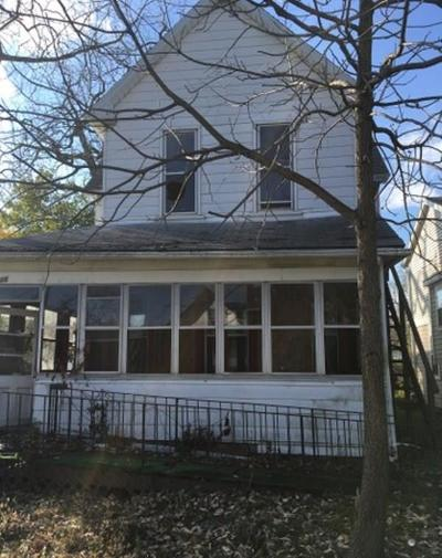 Delaware County Single Family Home For Sale: 825 South Grant Street