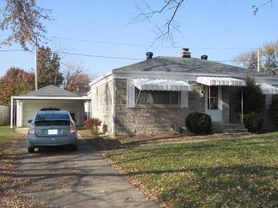 Indianapolis Single Family Home For Sale: 1230 North Ritter Avenue