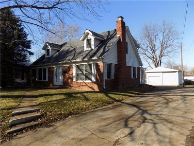 Mooresville Single Family Home For Sale: 216 West High Street