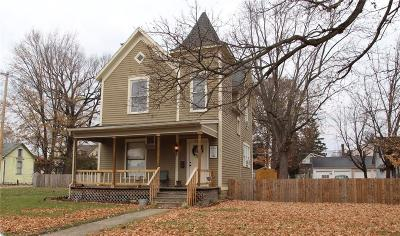 Anderson Single Family Home For Sale: 212 West 13th Street