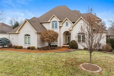 Johnson County Single Family Home For Sale: 3654 Highland Park Drive