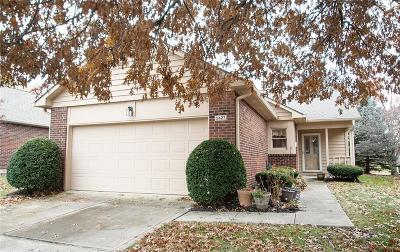 Indianapolis Single Family Home For Sale: 5423 Steinmeier Drive N
