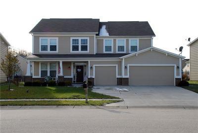 Plainfield Single Family Home For Sale: 5863 Grevillea Lane
