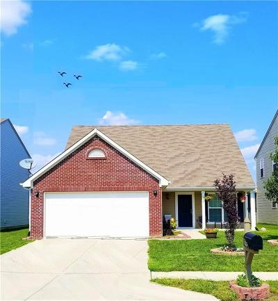 Camby IN Single Family Home For Sale: $170,000