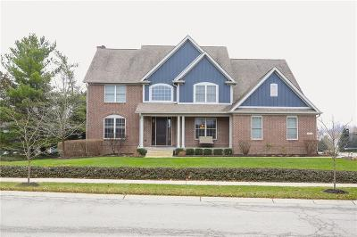 Fishers Single Family Home For Sale: 13675 Alston Drive