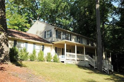 Martinsville Single Family Home For Sale: 1730 East Durham Drive