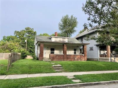 Single Family Home For Sale: 644 Hamilton Avenue