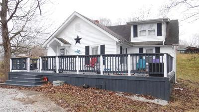Owen County Single Family Home For Sale: 1378 West St Hwy 46