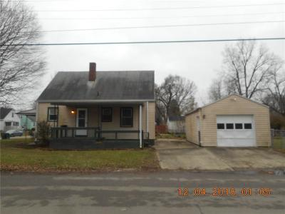 Delaware County Single Family Home For Sale: 2201 South Pershing Drive