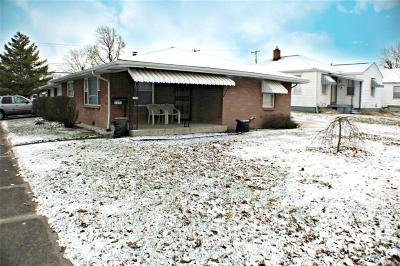 Anderson IN Single Family Home For Sale: $59,900