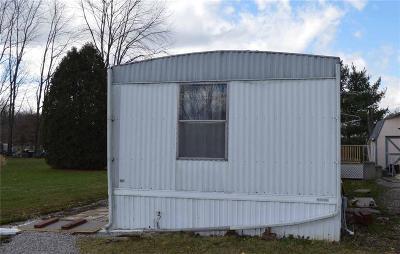 Owen County Single Family Home For Sale: 281 South Sunnyside Lane