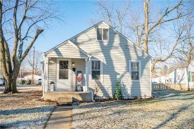 Franklin Single Family Home For Sale: 750 Hurricane Street