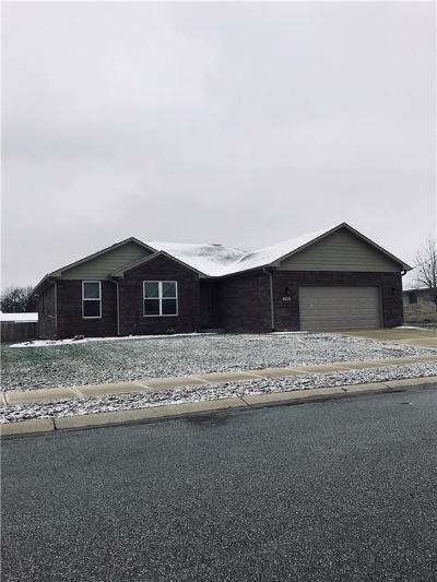 Hendricks County Single Family Home For Sale: 204 Myers Road