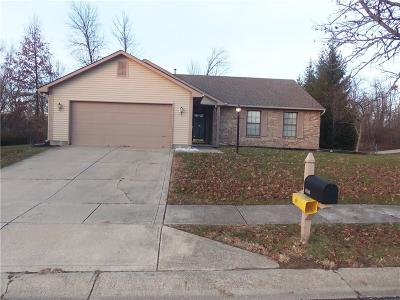 Indianapolis Single Family Home For Sale: 12142 Pepperwood Drive
