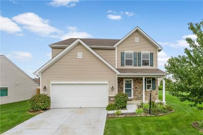 Noblesville Single Family Home For Sale: 12286 Blue Lake Court