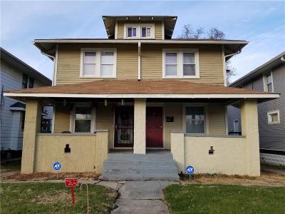 Multi Family Home For Sale: 6052 East Washington Street