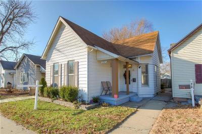 Columbus Single Family Home For Sale: 732 California Street