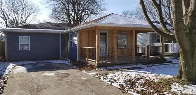 Madison County Single Family Home For Sale: 1527 South Q Street