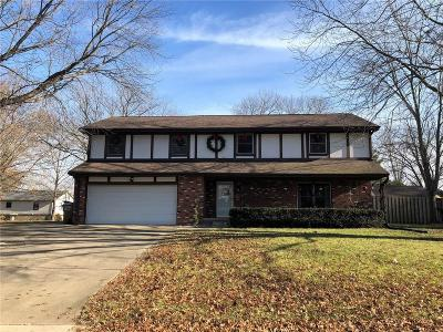 Columbus Single Family Home For Sale: 601 Ridgeview Lane