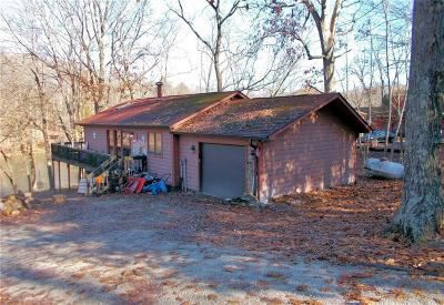 North Vernon Single Family Home For Sale: 3839 Country Manor E