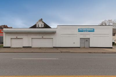 Indianapolis Commercial For Sale: 3839 East Washington Street